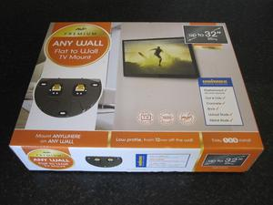 Flat Panel Television Any Wall Mount