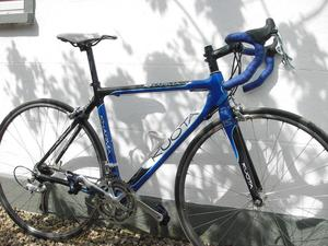 Full Carbon Frame and Forks Kuota Kharma With Full Italian Campag Groupset For Sale