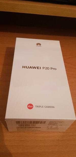 Huawei P20 Pro CLT-LGB - Black (Vodafone) - Brand New Sealed -