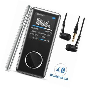 [New Version] MP3 Player, Tinzzi MP3 Player Music Player
