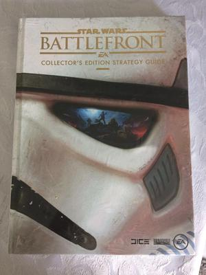 Star Wars Battlefront Collectors Guide