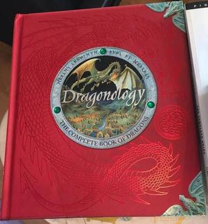 DRAGONOLOGY Complete book of Dragons