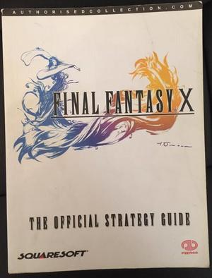 Final Fantasy X(Official strategy Guide)