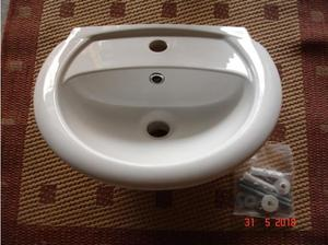 Small Wash Hand Basin White in Swansea