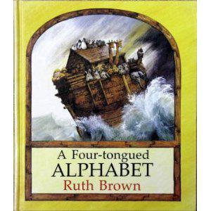 A Four-tongued Alphabet [Hardcover]