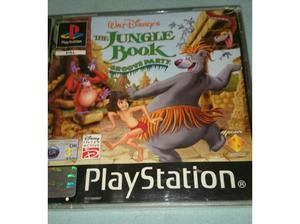 Ps1 PlayStation one Disney jungle book game in Swansea