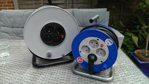 European (French) Electric leads and adaptors: