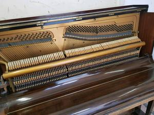 Powerfull overstrung piano CAMDENPIANORESCUE can deliver