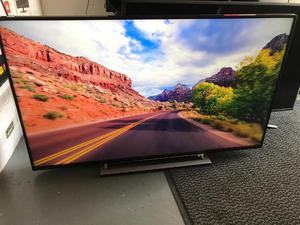 """"""") toshiba 4k ultra hd smart led freeview tv. Great condition"""