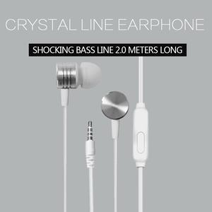 3.5mm In-ear Stereo Earbuds Headphone Earphone Headset for