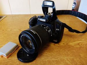 Canon 450D with Canon EFS mm STM IS Lens