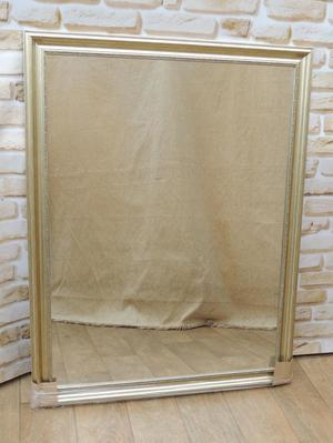 Overmantle Mirror Silver (Delivery)