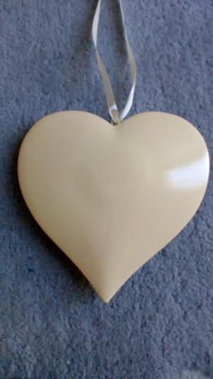 Hanging Heart Ornament - Brand New