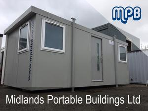 20' x m x 3.0m) Portable Cabin, Portable Building, Portable Office with a 12 month warranty