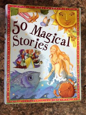 50 Magical Story Book