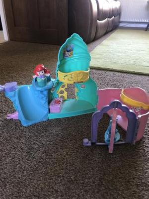 Little tikes Disney mermaid play set with sounds