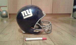 NEW YORK GIANTS VSR4 AUTHENTIC HELMET RRP £320 Free P&P