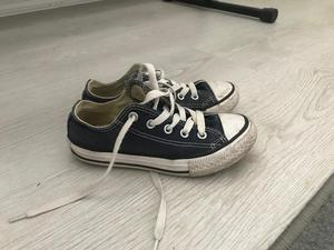 CONVERSE TRAINERS boys size 11 uk
