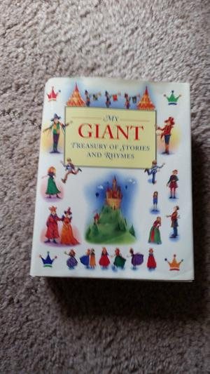 My Giant Treasury of stories and Rhymes