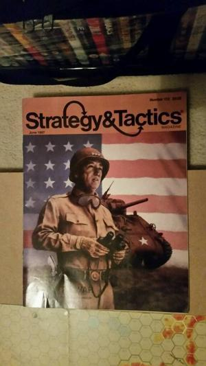 Strategy & Tactics Patton Goes to War (100% complete, mint condition)