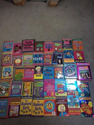 Jacqueline Wilson book bundle