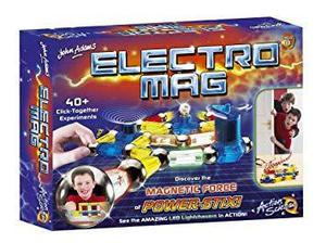 John Adams ElectroMag Action Science The Magnetic