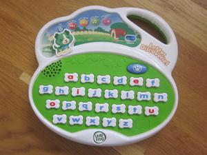 Leapfrog Letter Discoveries Learning Activity Toy