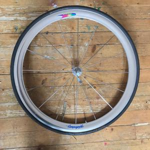 Campagnolo shamal 1st gen clincher front