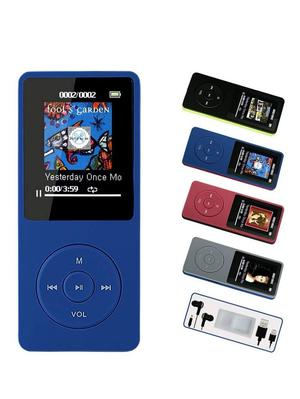FenQan MP3 Player, MP3 Music Player HiFi Sound, Portable