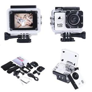 Waterproof Action Camera 12MP HD & DVR Camcorder