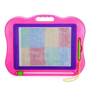 XI DI QI TOYS Magnetic Drawing Board Colorful Erasable Large