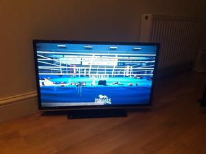 """Jvc 32"""" full hd smart led WiFi tv. Great condition.full working order £150 NO OFFERS. CAN DELIVER"""