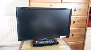 """24"""" LOGIC FREEVIEW HD USB TV WITH REMOTE CAN DELIVER"""