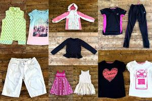 Bundle of clothes for girl 10 to 12 years