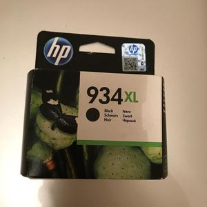 HP 934 XL Cartidge RRP £20