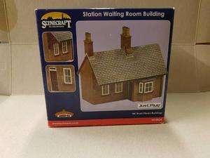 Bachmann Scenecraft Station Waiting Room