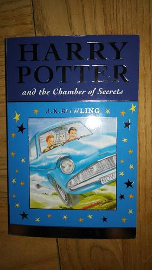 Harry Potter and the Chamber of Secrets, J oK Rowling. Paperback Book.