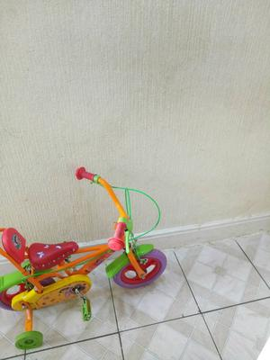 Child bike is in excellent condition good as new