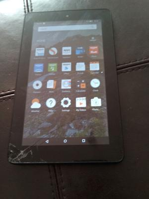 Amazon Kindle Fire 7 SV98LN (5th Generation), Wi-Fi, 7in -
