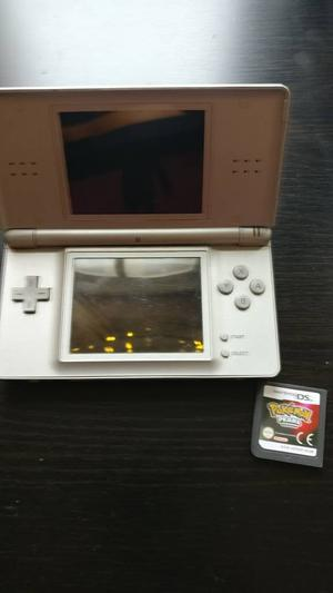 Nintendo DS with Pokemon Pearl game