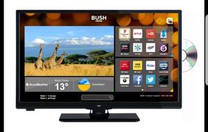 "Bush 24""full hd smart wifi led tv (Free Delivery)"