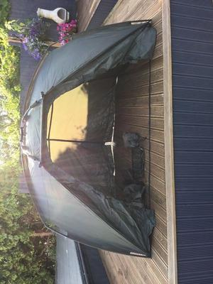 NASH HIDE, THIS IS THE LATEST IN THE NASH SHELTER RANGE, AS NEW