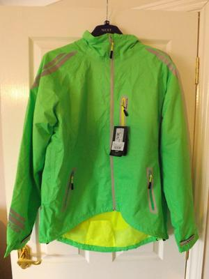 Altura Nightvision Evo Waterproof Jacket. Size Large. New with Tags.