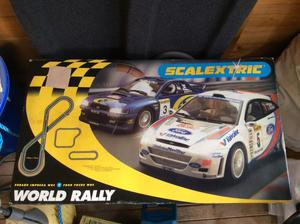 scalextric track (no cars included)