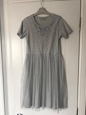 Girls Party Dress Age 9