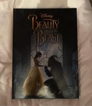 Beauty & The Beast Movie Story Book