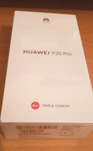 Huawei P20 Pro CLT L09 in Black - 128GB - Vodafone - Brand New Sealed - UK Stock