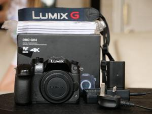 Panasonic LUMIX DMC-GHMP Digital Camera - Body + Original Box