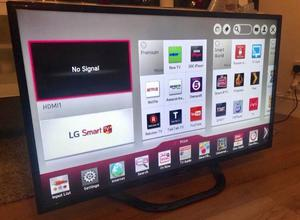 LG 42-inch Smart WiFi 3D p LED with Freeview HD