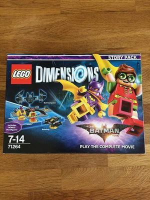 Lego Dimensions Batman movie story pack *BRAND NEW UNOPENED*